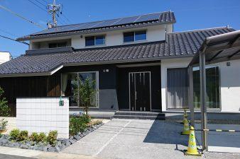 羽島市狐穴の家