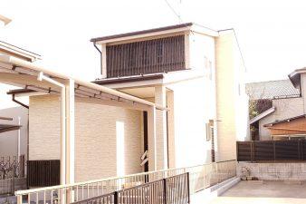 西材木町の家