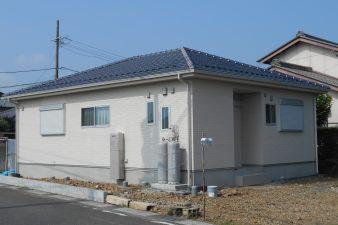 関市上白金の家
