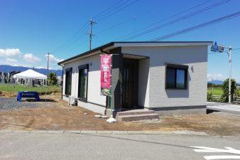 岐阜県海津市 完成見学会開催中です
